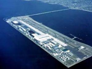 Türkiye'nin ilk denize dolgu havaalanı