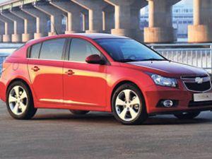 Chevrolet, Cruze ile rekor arıyor