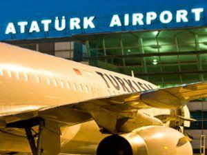 Atatürk Havalimanı rekorda bir ilki başardı