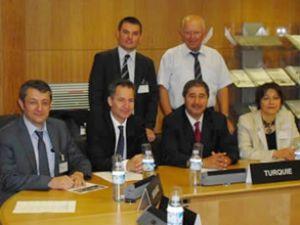 OECD toplantısı Paris'te gerçekleştirildi