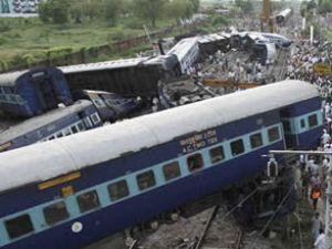 Tren kazasında arama çalışmaları sürüyor
