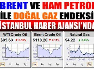 Ham petrol endeksi Ulaşim Online'da