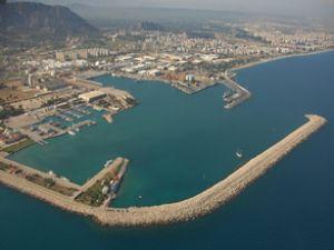 Antalya Limanı demiryoluna bağlanacak