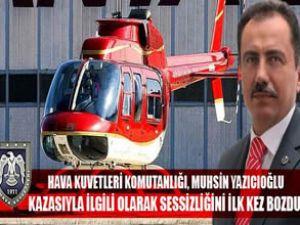 Hava Kuvvetleri'nin Yazıcıoğlu açıklaması