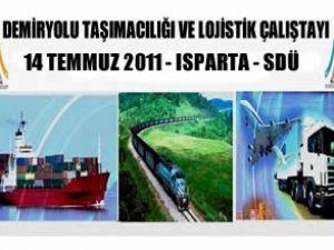 Demiryolu Taşımacılığı ve Lojistik Çalıştayı