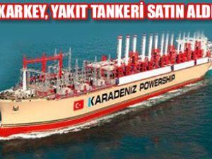 KARKEY, yakıt destek tankeri satın aldı