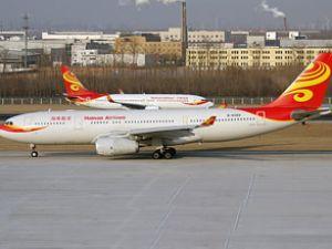 Hainan Havayolları resmen seferlere başladı
