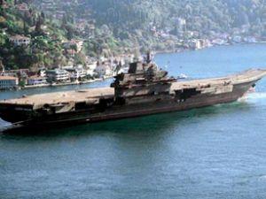 Çin ilk uçak gemisini test edecek