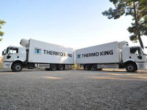 Thermo King, müşterileri ile buluştu