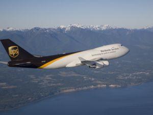 UPS, Hong Kong'tan direkt uçuş yapacak