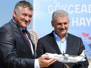 İstanbul-Gökçeada uçak seferleri başladı