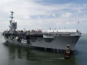 Çin'in ilk uçak gemisi bu yıl test edilecek