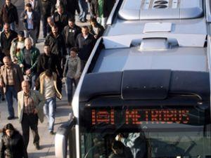 Kadir Topbaş'tan metrobüs itirafı!
