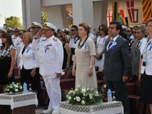 Mersin Deniz Müzesi törenle ziyarete açıldı