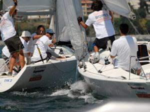 Kaya Ropes Match Race yarışları başlıyor