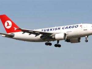 Turkish Cargo, yılın ilk yarısındaki rakamları açıkladı