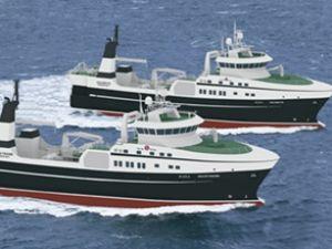 Norveçli balıkçılar Tersan'ı tercih ediyor