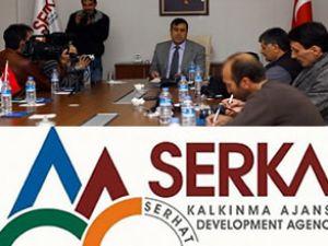 Lojistik üssün ilk projesini Serka hazırladı