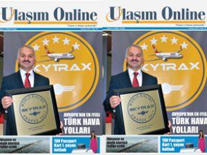"""""""Ulaşım Online""""ın Temmuz sayısı çıktı"""