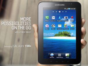 Android 3.2, Samsung Tab 7-inç'e port ediliyor