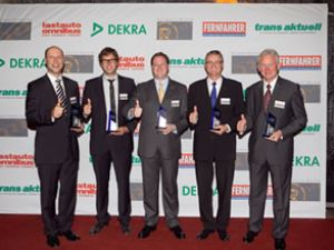Krone, 2011 yılının treyler markası seçildi