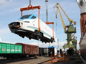 Özbekistan 20. yılında hızlı trenle tanışıyor