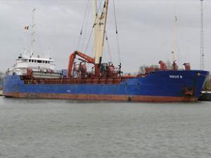 Rehin tutulan 3 Türk gemisi serbest kaldı