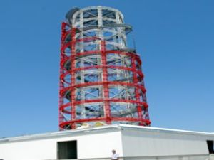 Gemi Gözetleme Kulesi inşası başladı