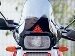 'Motosikletleri Fark Edin!' uyarısı yapılıyor