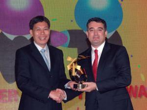 Singapur Havalimanı'ndan THY 'ye ödül