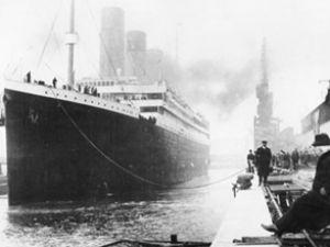 Şenol Çörekçi : Titanik'te Türkler de vardı