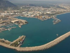 Antalya Limanı'na yatırım devam ediyor