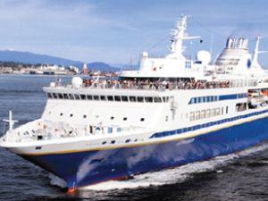 Amerikan eğitim gemisi İstanbul'a geliyor