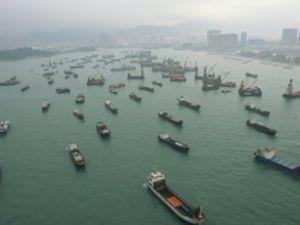 57 milyon DWT'lik filo limanlarda bekliyor