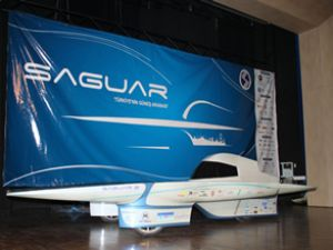 SAGUAR'ın yeni modeli görücüye çıktı