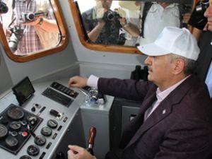 Bakan Yıldırım'dan Erzincan ziyareti