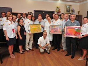 Shell&Turcas'tan bebeklere destek