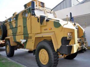 BMC 'Kirpi'si Irak ve Afganistan yolunda