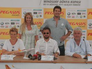 Pegasus Windsurf yarışı 5. yılını kutluyor