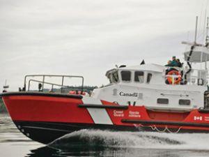 Kanada yeni sahil güvenlik botlarını tanıttı