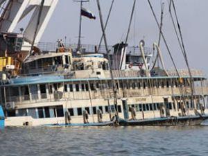 Batan Bulgaria gemisi sudan çıkartıldı