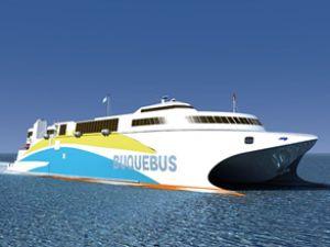 İlk LNG yakıtlı yolcu katamaranı üretiliyor