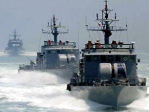 Kuzey Kore Sarı Deniz'de tatbikat yapacak