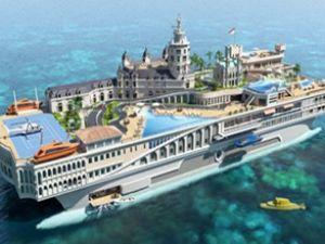 Yacht Island Design'dan sıradışı tasarım