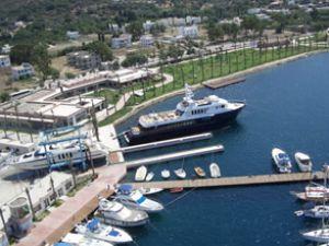 Palmarina'nın kapasitesi 850 tekne olacak