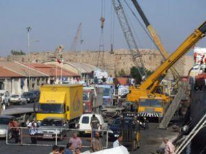Gazimağusa Limanı ambarları boşaltıldı