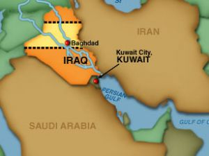 Irak ve Kuveyt arasında gerginlik artıyor