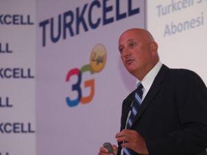 Turkcell abone sayısı ve gelrini artırdı