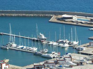 Alanya Marina gelişimini hızla sürdürüyor