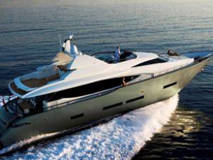 Peri Yachts, Ozone'u denize indirdi